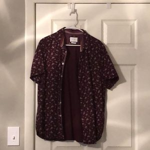 Other - Short sleeve button down